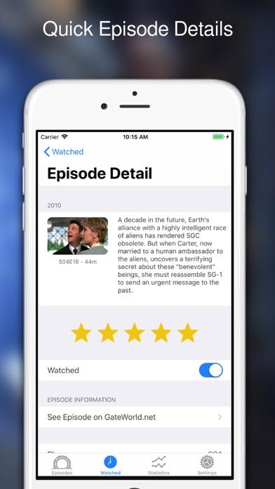 Gate Guide: A Stargate Guide | App Price Drops