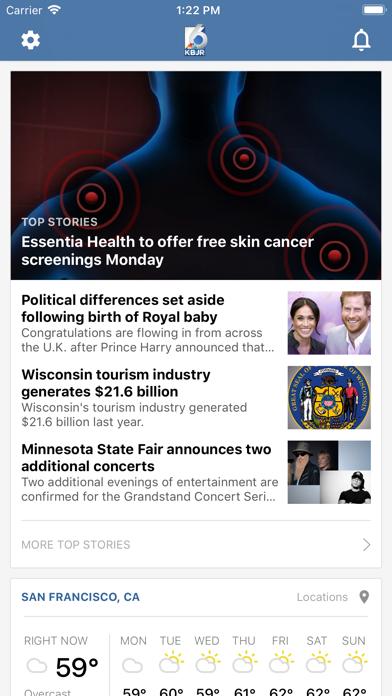 Top 10 Apps like KOZL KOLR News OzarksFirst com in 2019 for