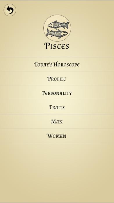 Zodiac Profile: 2019 Astrology screenshot two