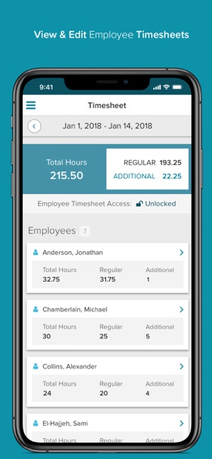ADP Workforce Now On the Go on the App Store