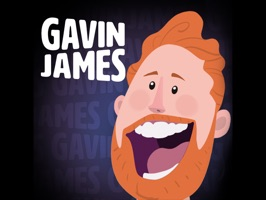 Gavin James Animated Stickers