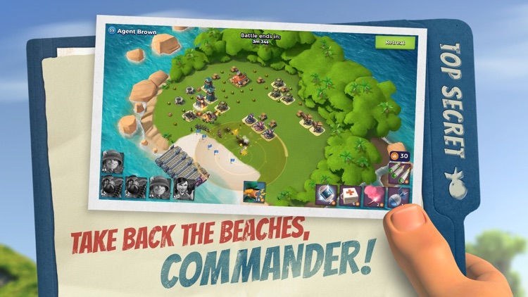 Boom Beach screenshot-0