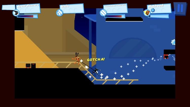 SpeedRunners: Online PVP screenshot-5