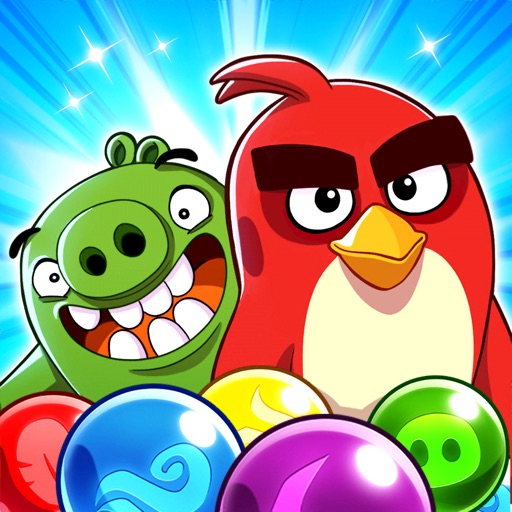 Angry Birds POP 2 icon