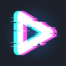 90s -Glitch Vaporwave Video FX