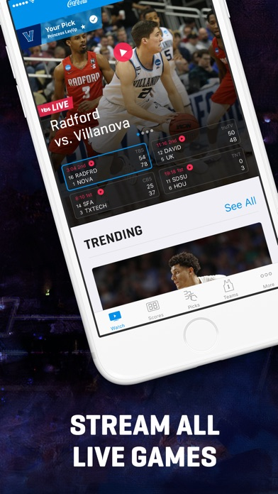 Ncaa March Madness Live review screenshots