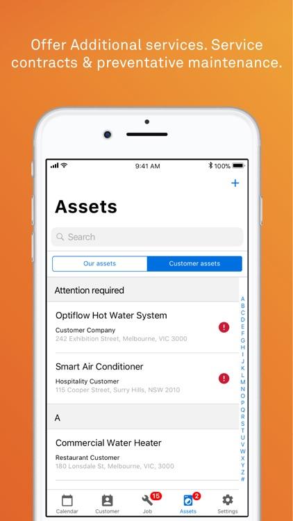 Telstra Trades Assist screenshot-4