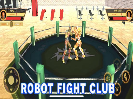 Super Robot Fighting Man Club screenshot 5