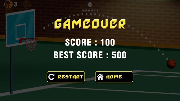 Basketball Shooting King screenshot-4