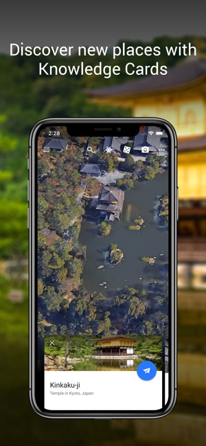 ba468294a6 Google Earth on the App Store