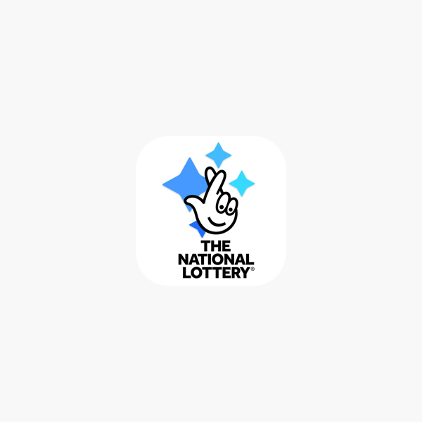 The National Lottery: Official on the App Store