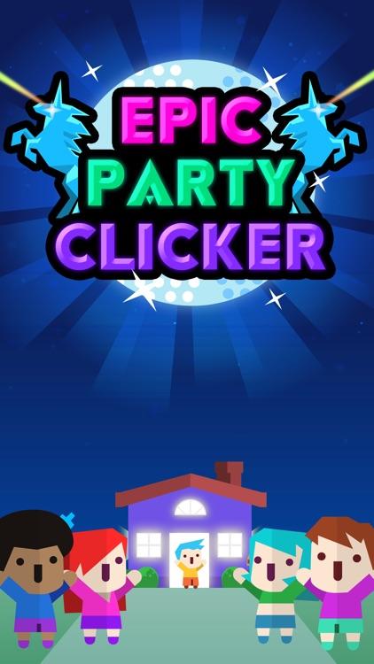 Epic Party Clicker screenshot-4