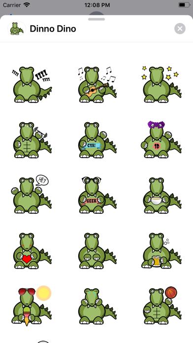 Dinno Dino screenshot 1