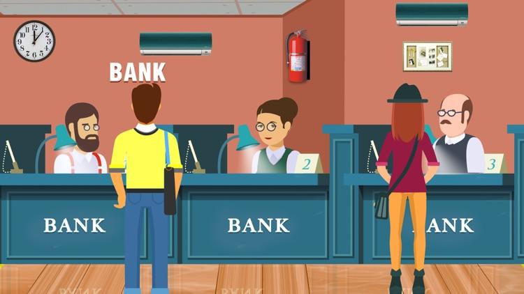 Bank Manager Cash Register screenshot-4