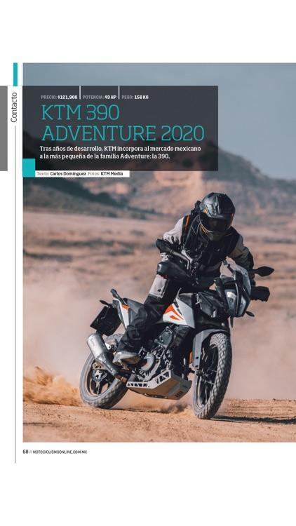 Motociclismo Panamericano screenshot-6