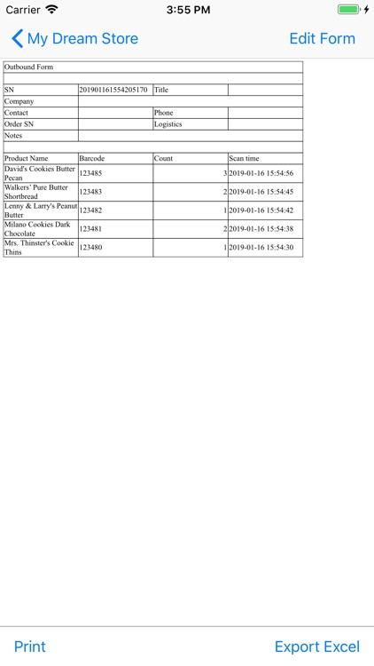 Crosshair - Barcode ERP screenshot-8