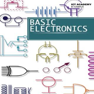 Basic Electronics ICT@IITK on the App Store