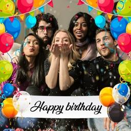 Happy Birthday - Video Maker
