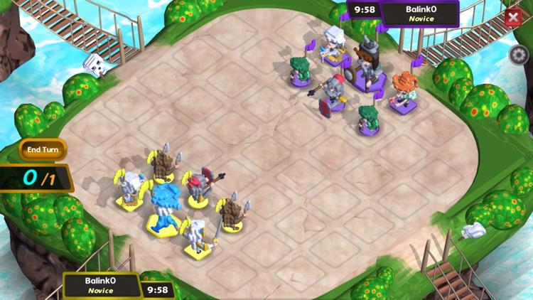 Battlecraft - Tactics Online screenshot-4