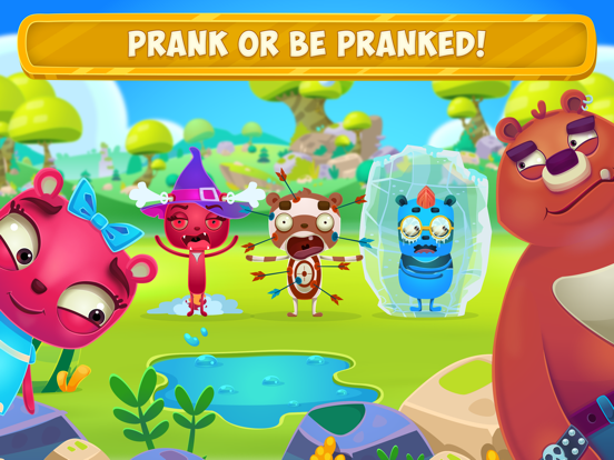 LOL Bears ™ Prank Picnic Game screenshot #1