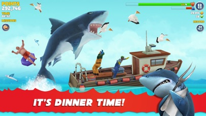 Screenshot from Hungry Shark Evolution