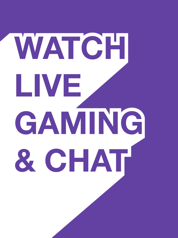 Twitch: Live Game Streaming-ipad-0