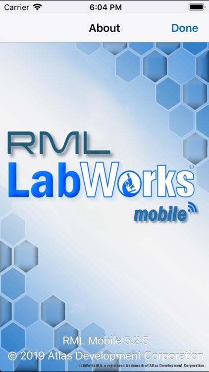 RML Mobile for iPhone screenshot-7
