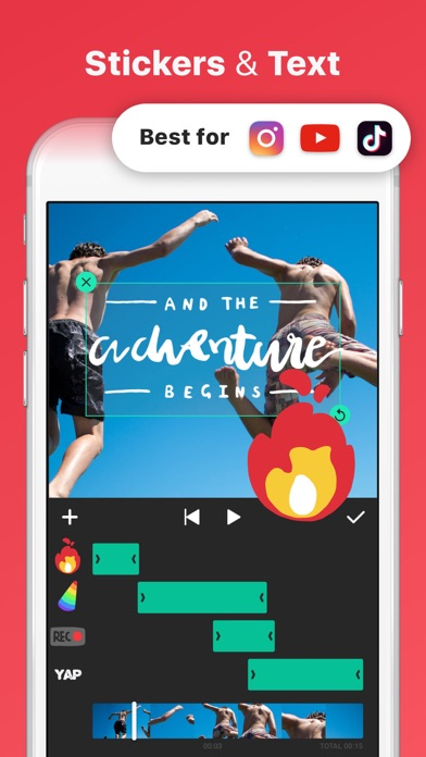InShot - Video Editor app image