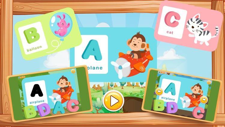 ABC Preschool Alphabet Tracing screenshot-4