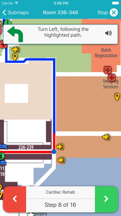 CHI Memorial screenshot-3