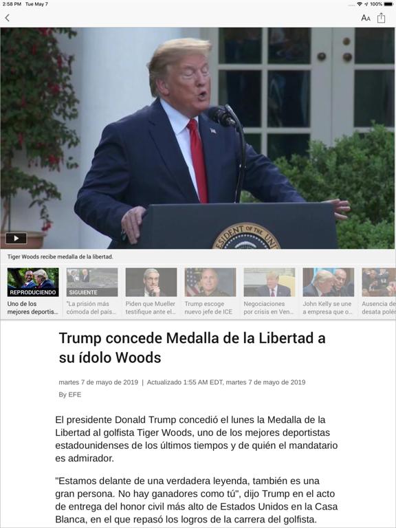 Telemundo 48 El Paso screenshot 6