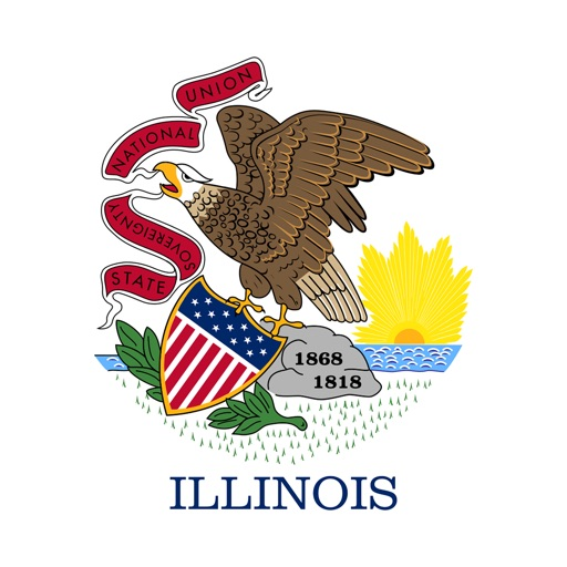 Illinois emojis - USA stickers