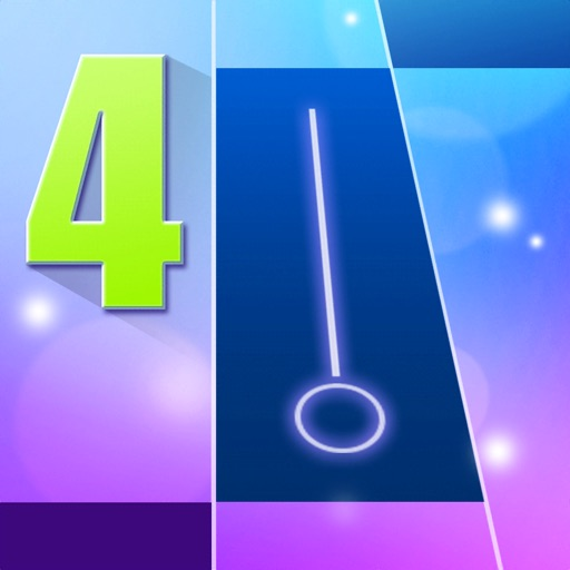 Magic Piano Tiles 4:Pop Songs icon