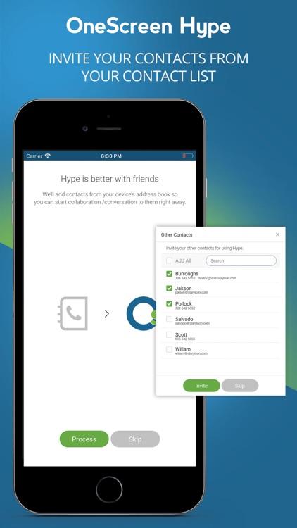 OneScreen Hype screenshot-7