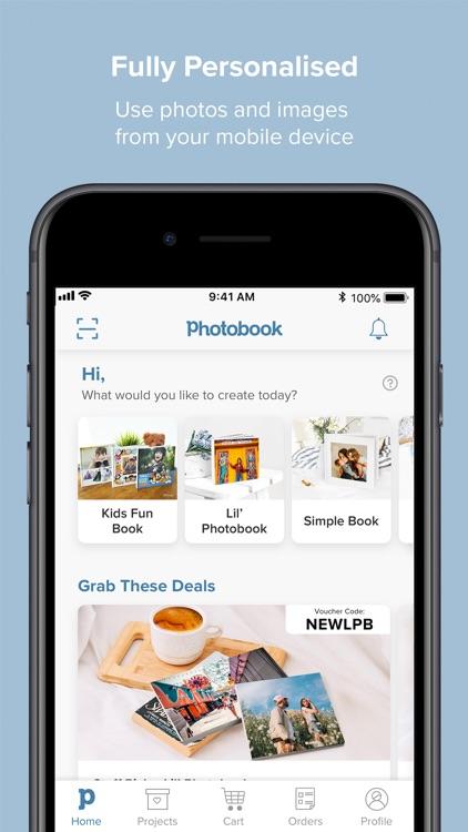Photobook: Shop Gifts & Prints screenshot-3