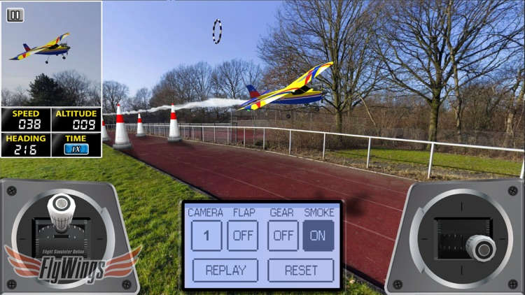 RC Flight Simulator 2016 screenshot-6