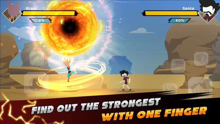 Stick Shadow: Fight
