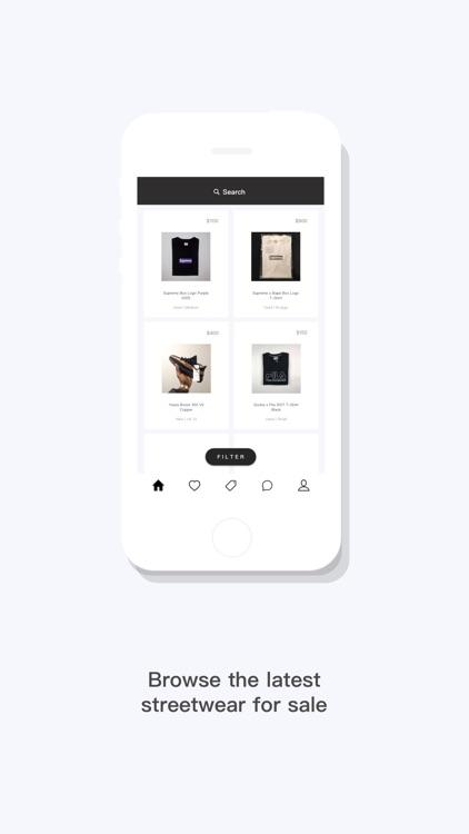 BUMP - Buy & Sell Streetwear