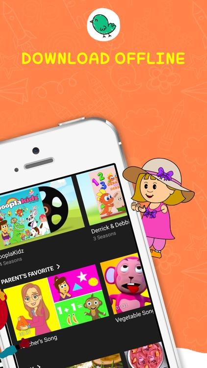 HooplaKidz Plus Preschool App screenshot-4