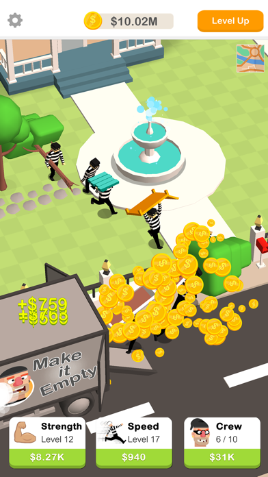 Idle Robbery screenshot 6