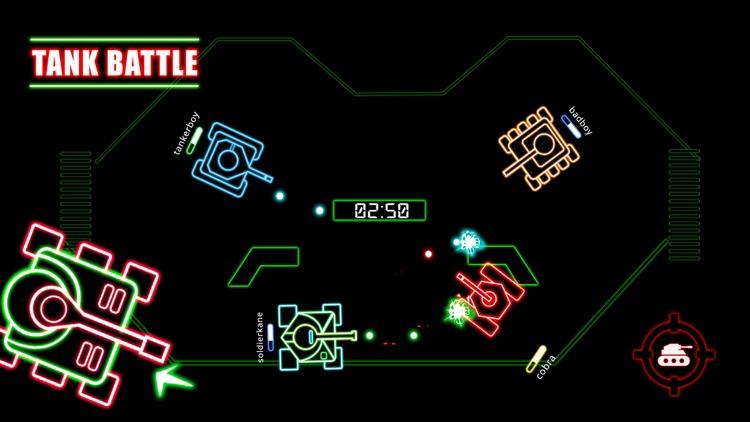 Tank battle io multiplayer screenshot-4