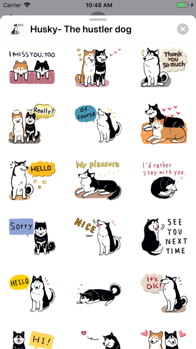 Husky- The snow dog screenshot 4
