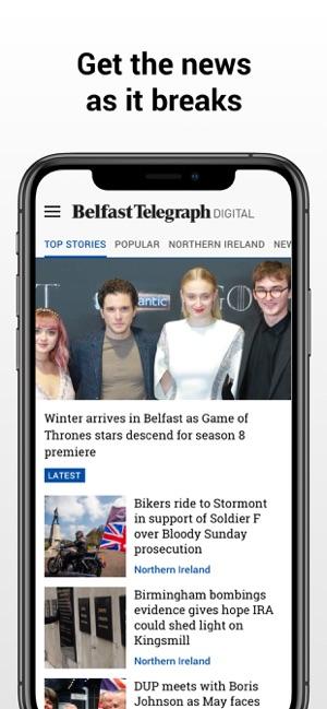 Belfast Telegraph Digital on the App Store