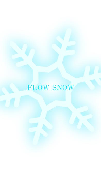 FLOW SNOW screenshot 1