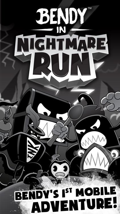 Bendy™ in Nightmare Run screenshot-0