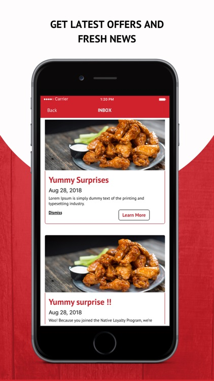 Native Grill and Wings screenshot-3