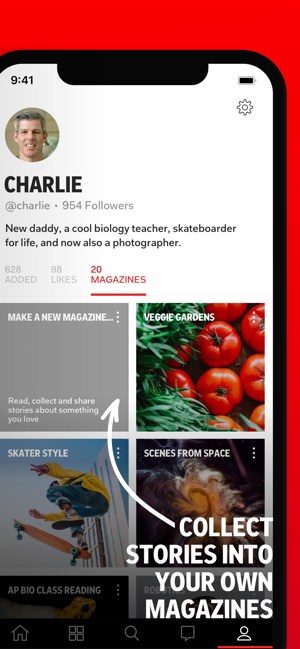 ‎Flipboard Screenshot