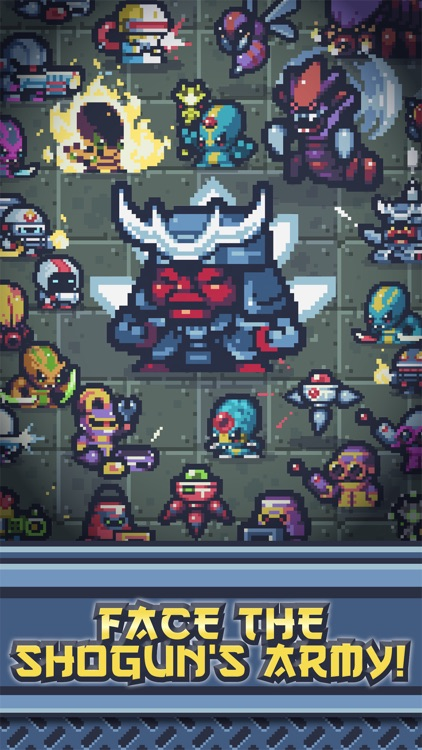 Ninja Prime: Tap Quest screenshot-8