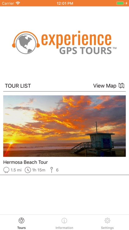 Experience GPS Tours