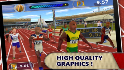 Athletics: Summer Sports HD screenshot 5